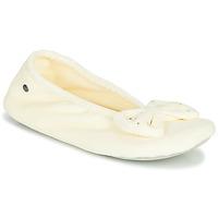 鞋子 女士 拖鞋 Isotoner 95991 象牙色