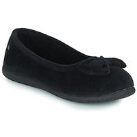 鞋子 女士 拖鞋 Isotoner 97258 黑色
