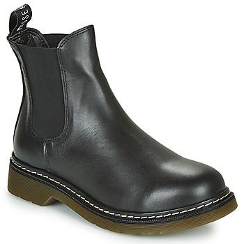 鞋子 女士 短筒靴 Musse&Cloud FLIKA 黑色