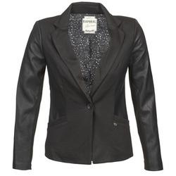 衣服 女士 外套/薄款西服 Kaporal SOMA 黑色