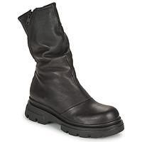 鞋子 女士 都市靴 Papucei LUZ 黑色