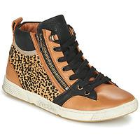 鞋子 女士 高帮鞋 Pataugas JULIA/PO F4F 棕色 / Leopard