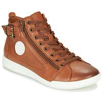 鞋子 女士 高帮鞋 Pataugas PALME/N F4D 棕色