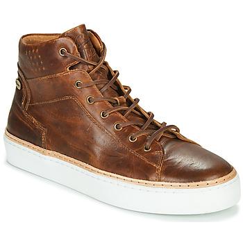 鞋子 男士 高帮鞋 Pataugas SERGIO H4F 棕色