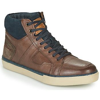 鞋子 男士 高帮鞋 Redskins CIZAIN 棕色