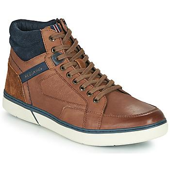 鞋子 男士 高帮鞋 Redskins ZOUK 棕色