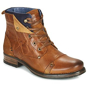 鞋子 男孩 短筒靴 Redskins YEDES CADET 棕色