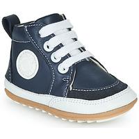鞋子 儿童 短筒靴 Robeez MIGO 海蓝色