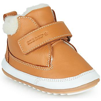 鞋子 儿童 短筒靴 Robeez MIKRO SHOW 棕色