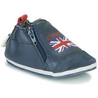鞋子 儿童 拖鞋 Robeez LONDON FLAG 海蓝色