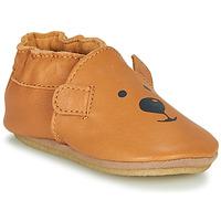鞋子 儿童 拖鞋 Robeez SWEETY BEAR CRP 驼色