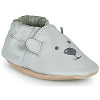 鞋子 儿童 拖鞋 Robeez SWEETY BEAR 灰色