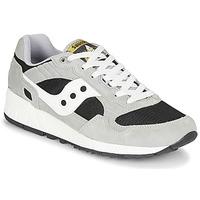 鞋子 男士 球鞋基本款 Saucony SHADOW 5000 灰色 / 黄色
