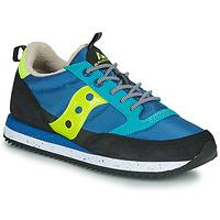 鞋子 男士 球鞋基本款 Saucony JAZZ (PEAK) 蓝色 / 黑色 / 黄色