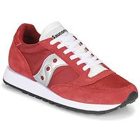 鞋子 男士 球鞋基本款 Saucony JAZZ VINTAGE 红色 / 白色