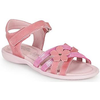 鞋子 女孩 凉鞋 Citrouille et Compagnie BELDAF 紫红色