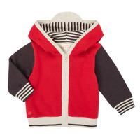 衣服 男孩 羊毛开衫 Catimini CR18000-38 多彩