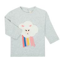 衣服 女孩 长袖T恤 Catimini CR10093-21 灰色