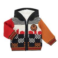 衣服 男孩 羊毛开衫 Catimini CR18062-17 多彩