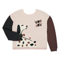 衣服 女孩 羊毛衫 Catimini CR18115-34-J 多彩