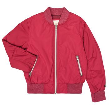 衣服 女孩 夹克 Catimini CR41015-85 波尔多红