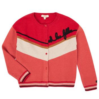 衣服 女孩 羊毛开衫 Catimini CR18015-67-C 多彩