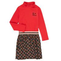 衣服 女孩 短裙 Catimini CR30035-38-C 多彩