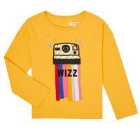 衣服 女孩 长袖T恤 Catimini CR10135-72-C 黄色