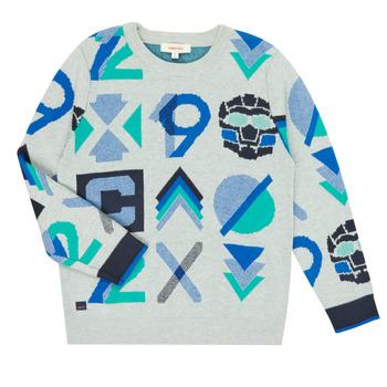 衣服 男孩 羊毛衫 Catimini CR18034-23-C 多彩