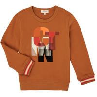 衣服 男孩 卫衣 Catimini CR15024-63-C 棕色