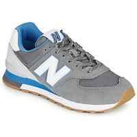 鞋子 男士 球鞋基本款 New Balance新百伦 574 灰色 / 蓝色