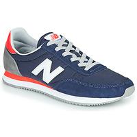 鞋子 男士 球鞋基本款 New Balance新百伦 720 蓝色 / 红色