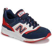 鞋子 男孩 球鞋基本款 New Balance新百伦 997 蓝色 / 白色 / 红色