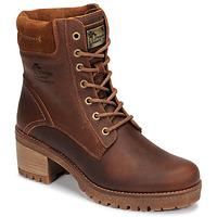 鞋子 女士 短筒靴 Panama Jack 巴拿马 杰克 PHOEBE 棕色