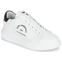 鞋子 男士 球鞋基本款 KARL LAGERFELD KAPRI MAISON KARL LACE 白色