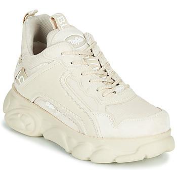 鞋子 女士 球鞋基本款 Buffalo CHAI 奶油色