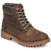 鞋子 男士 短筒靴 Lumberjack RIVER 棕色