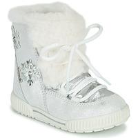 鞋子 女孩 雪地靴 Primigi RIDE 19 GTX 银灰色
