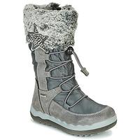 鞋子 女孩 雪地靴 Primigi FROZEN GTX 灰色