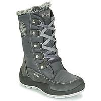 鞋子 女孩 雪地靴 Primigi GIRL WINGER GTX 灰色