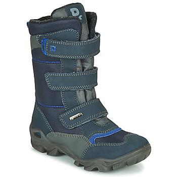 鞋子 男孩 雪地靴 Primigi PATH GTX 蓝色
