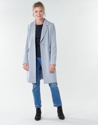 衣服 女士 大衣 Benetton 2AMH5K2R5 灰色