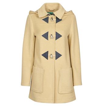 衣服 女士 大衣 Benetton 2BZP53655 米色