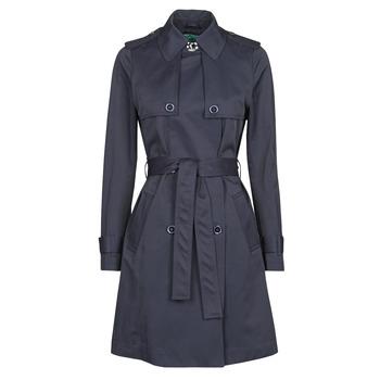 衣服 女士 风衣 Benetton 2BIM5K2S3 海蓝色
