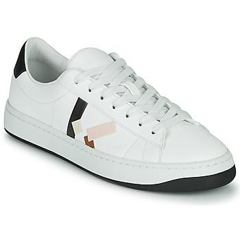 鞋子 女士 球鞋基本款 Kenzo K LOGO 白色