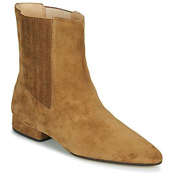 鞋子 女士 短筒靴 Kenzo K LINE SOFT 驼色