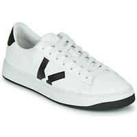 鞋子 男士 球鞋基本款 Kenzo FA65SN170 白色