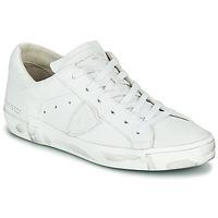 鞋子 女士 球鞋基本款 PHILIPPE MODEL PARIS X BASIC 白色