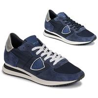 鞋子 女士 球鞋基本款 PHILIPPE MODEL TROPEZ 海蓝色