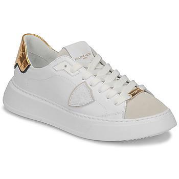 鞋子 女士 球鞋基本款 PHILIPPE MODEL TEMPLE 白色